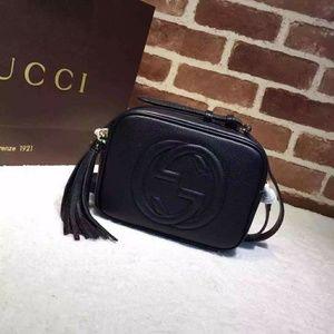 Gucci Soho disco Check description